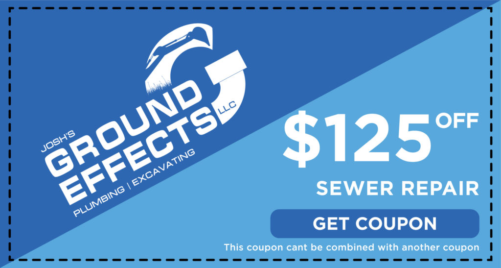 Josh's Sewer Repair Coupon