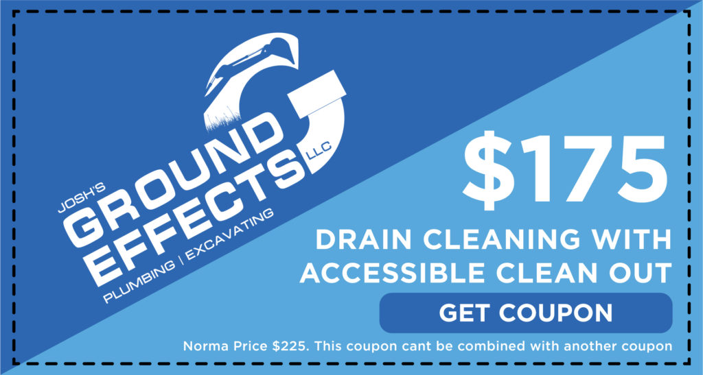 Josh's Drain Cleaning Coupon