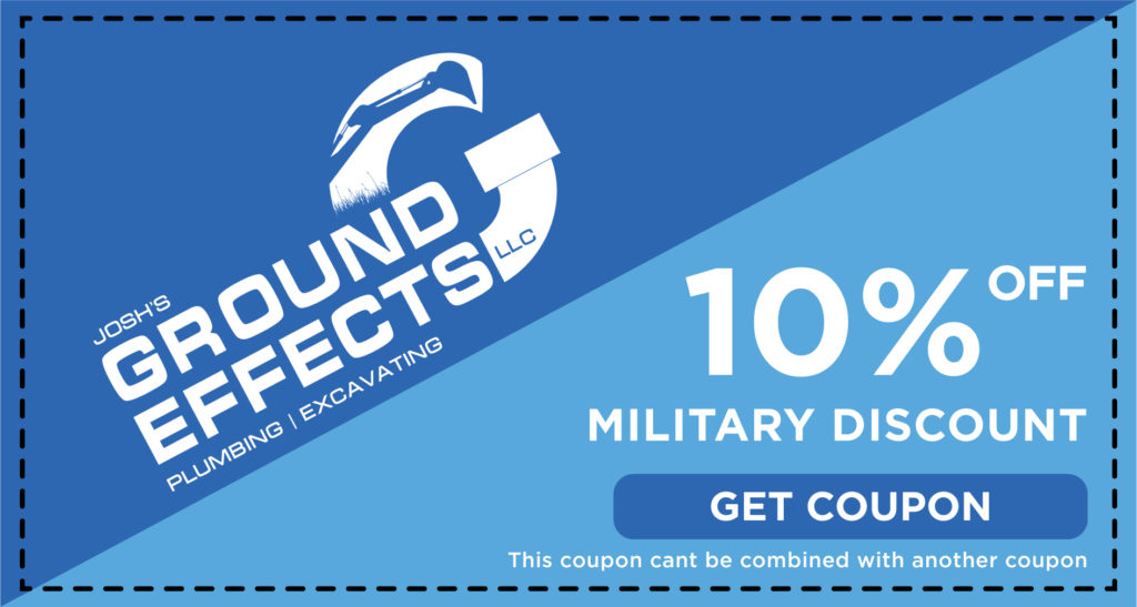 Josh's Military Discount Coupon
